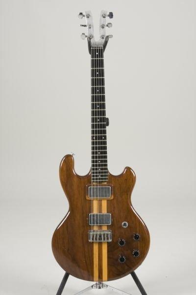 2018: Vintage Kramer Aluminum Neck Electric Guitar,