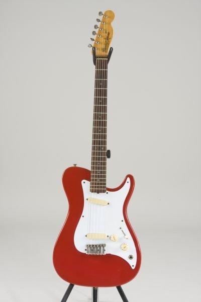 2019: Vintage Fender Bullet Electric Guitar,