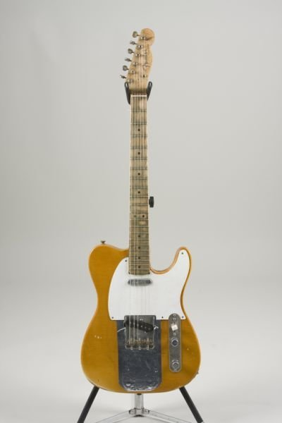 2023: 1962 Fender Telecaster Body With Newer Parts,