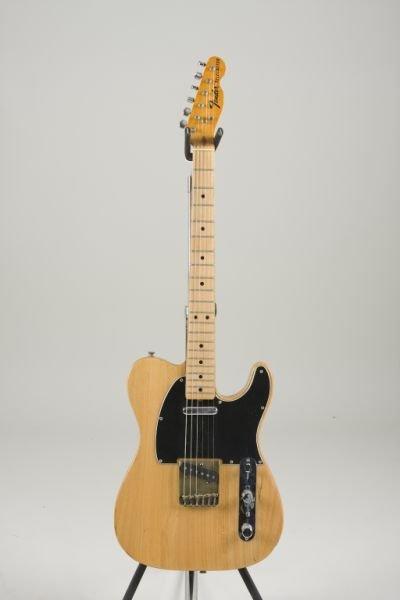 2024: Vintage 1973 Fender Telecaster,