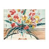 Harriet Stokes VA 19142014 Floral Still Life