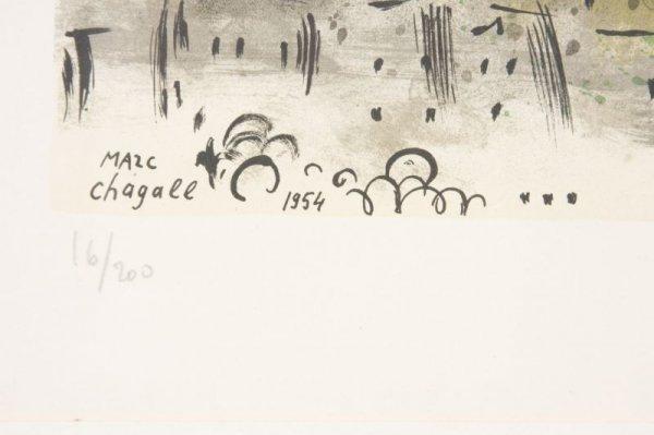 "721: Marc Chagall (1887-1985), ""L'Oiseau Bleu,"" - 3"