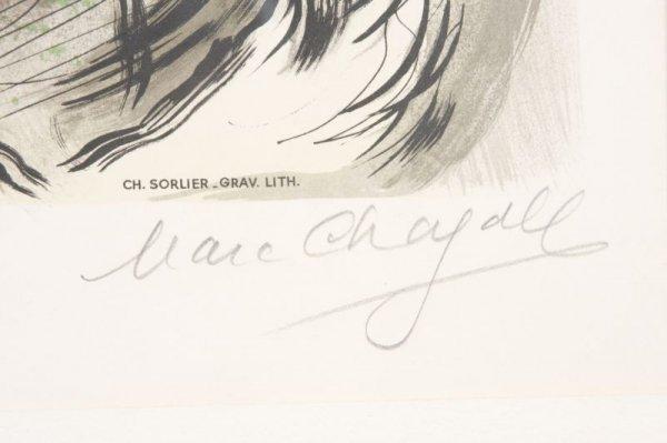 "721: Marc Chagall (1887-1985), ""L'Oiseau Bleu,"" - 4"