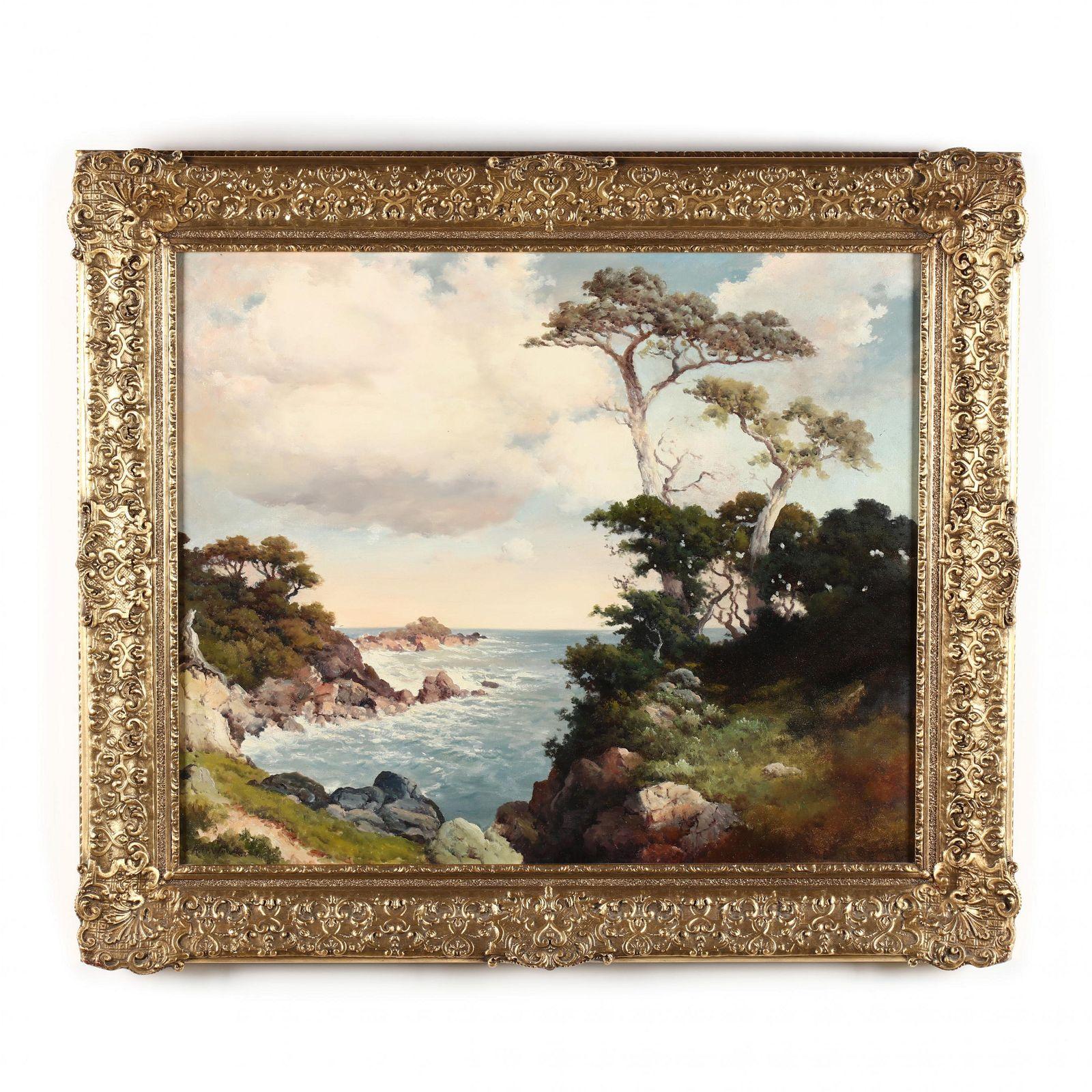 Robert William Wood (American, 1889-1979), Monterey