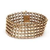 Vintage 18KT Gold Bracelet Tiffany  Co
