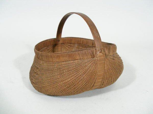 18: Diminutive Buttocks Basket,