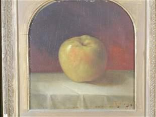 Samuel Raymond Fanshaw (NY, 1814-1888), Still Life