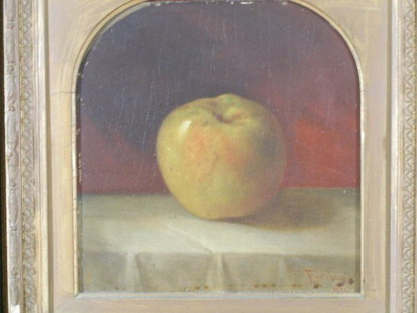 23: Samuel Raymond Fanshaw (NY, 1814-1888), Still Life