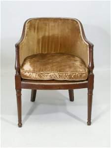 200: Important Boston Armchair, att. George Bright,