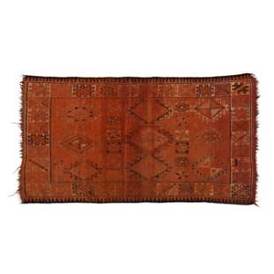 Flat Weave Area Rug