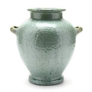 Fulper Art Pottery Crystalline Vase