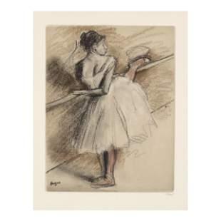after Edgar Degas (French, 1834–1917), Ballerina,