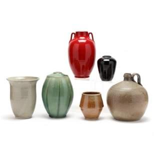 NC Pottery, A Selection of Ben Owen III