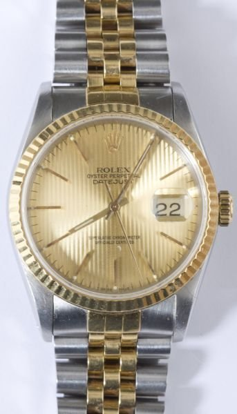 319: Gentleman's Rolex Datejust Watch