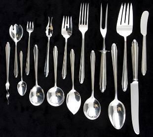 575: Eliel Saarinen for Dominick & Haff Sterling Silver