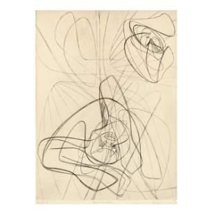 Stanley William Hayter (British, 1901-1988),  Figures