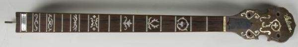 665: Vintage Gibson Mastertone Tenor Banjo Neck