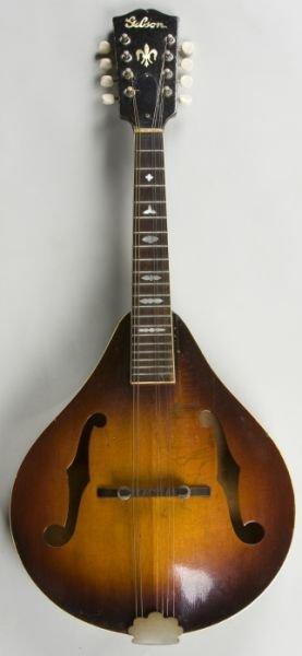 667: Early Vintage Gibson A-50 Mandolin