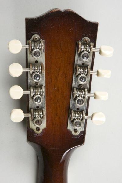 667: Early Vintage Gibson A-50 Mandolin - 5