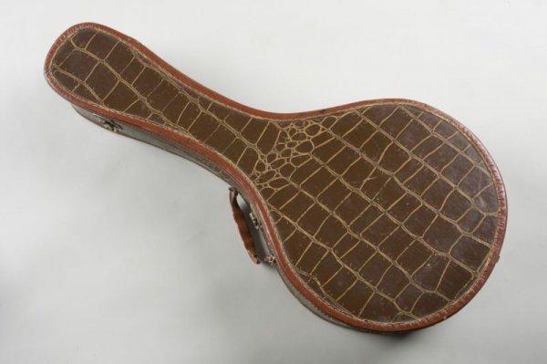 667: Early Vintage Gibson A-50 Mandolin - 8
