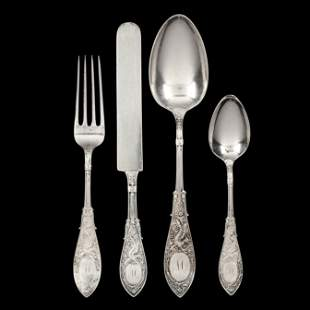 Whiting  Arabesque  Sterling Silver Flatware