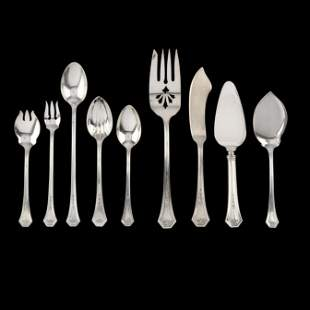 Reed & Barton  Dorothy Quincy  Sterling Silver Flatware
