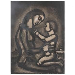 Georges Rouault (French, 1871-1958),  Bella Matribus