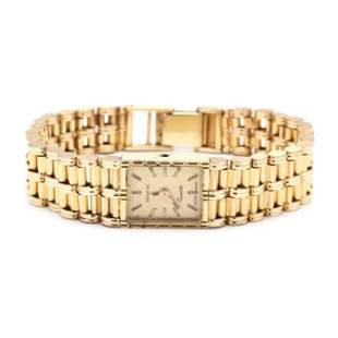 Lady's Gold Watch, Geneve