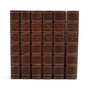 Burton, John Hill. The History of Scotland From