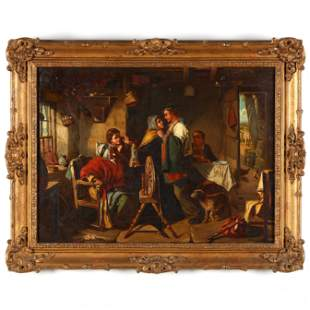Alexander George Fraser (Scottish, 1786–1865), The