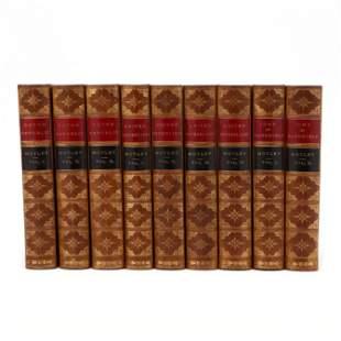 John Motley's Historical Works on The Netherlands