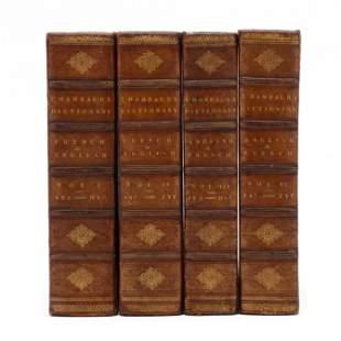Chambaud, Louis. Dictionnaire François-Anglois &