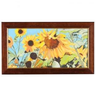 Nancy Gillespie (NC), Sunflowers