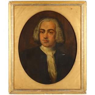 Albert Rosenthal (American, 1863-1939), Portrait of Dr.