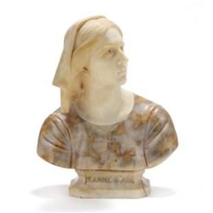 Giusto Viti (Italian, 19th century), Alabaster and