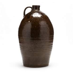Three Gallon Jug, Ambrose Reinhardt (1831-1914, Lincoln