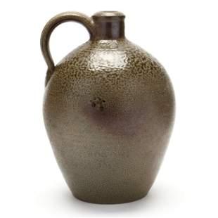 One Gallon Jug, Nicholas Fox (1797-1858, Chatham