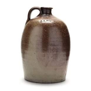 One Gallon Jug, Edgar Allen Poe (1858-1934, Cumberland