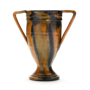 Trophy Vase, Attributed Teague's Pottery (Moore County,