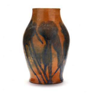 Baluster Vase, Attributed Teague's Pottery (Moore