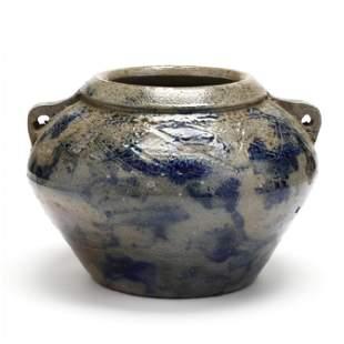 Low Vase, Attributed James H. Owens (1866-1923, Moore
