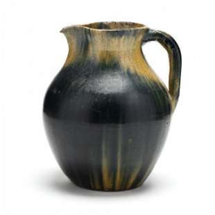Water Pitcher, Attributed C. R. Auman Pottery (NC)