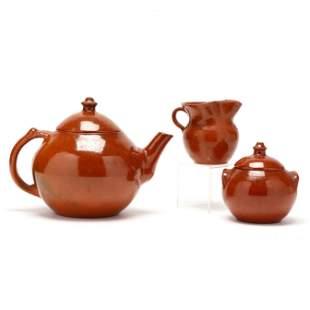 Ben Owen Master Potter Tea Set (NC)