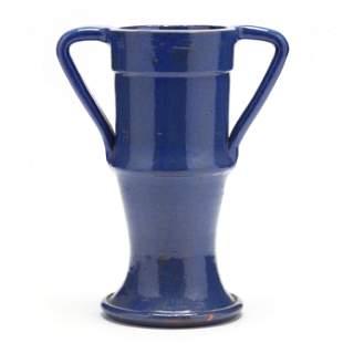 Art Deco Vase, Attributed C. C. Cole or J. B. Cole