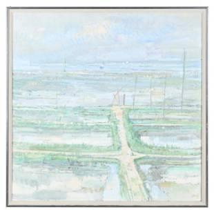 Roger de Grey (British, 1918-1995), Oyster Beds,