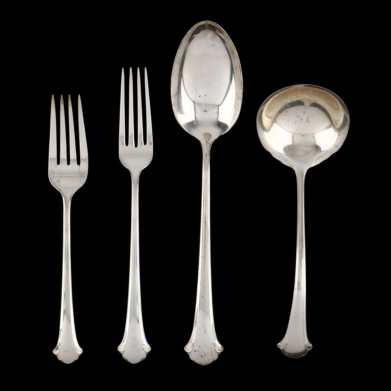 Towle Chippendale Sterling Silver Flatware