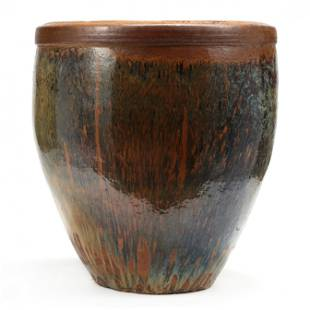 Large Stoneware Planter