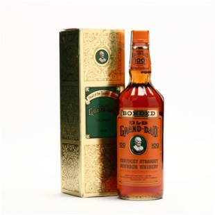 Old Grand Dad Bourbon Whiskey