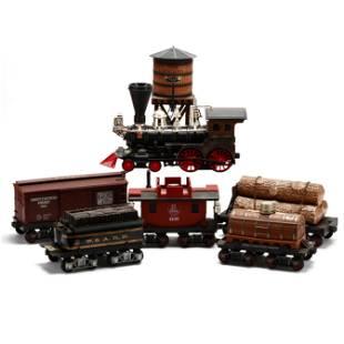 Jim Beam Kentucky Straight Bourbon Whiskey, Train