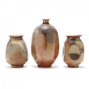Three Oriental Translation Pots, Ben Owen III